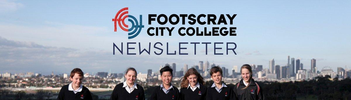Footscray City College Newsletter - Issue Two