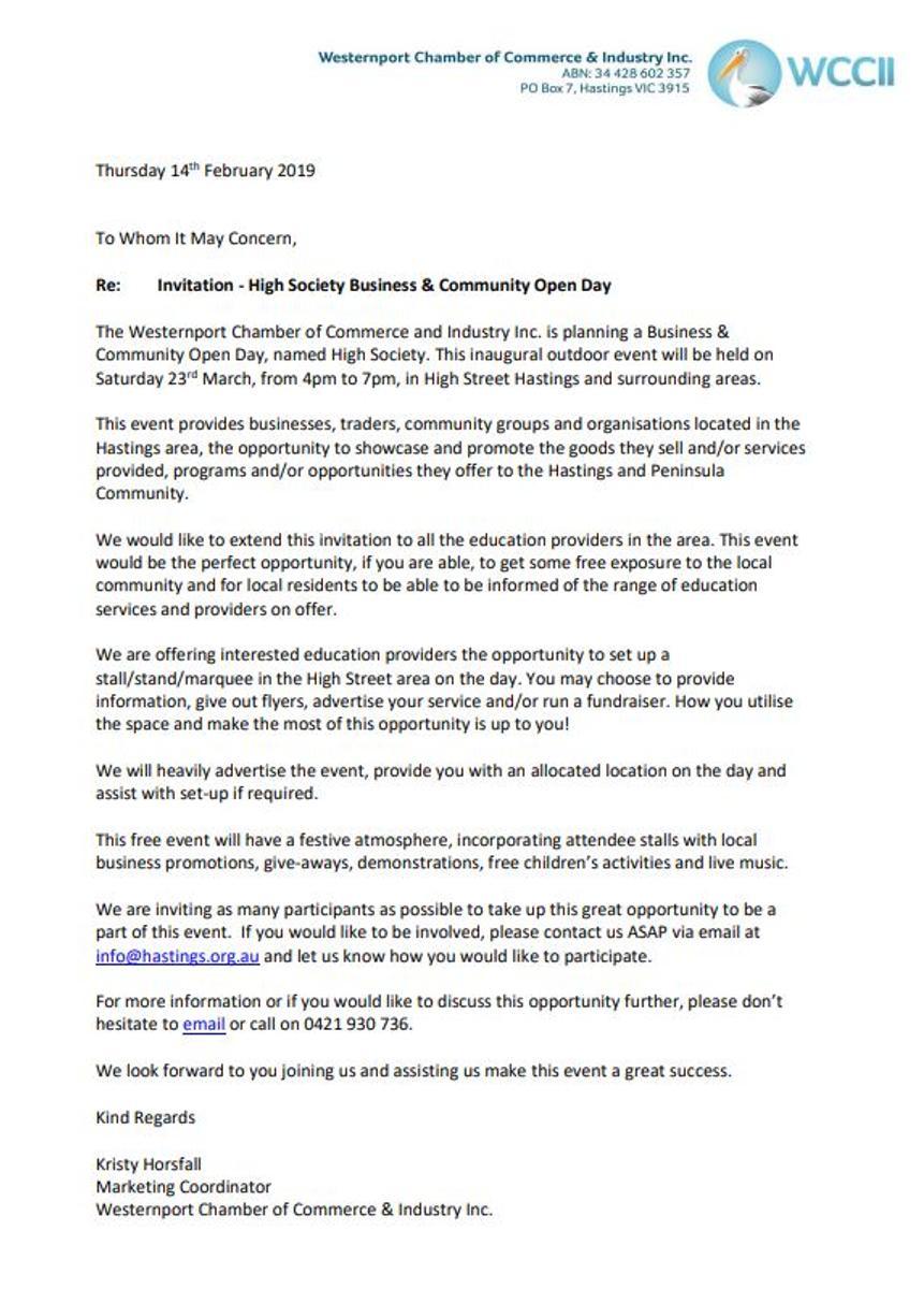 St Joseph's Newsletter - Term 1 Week 6