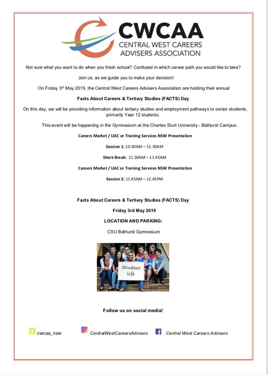 Cowra High School Newsletter - Issue Six